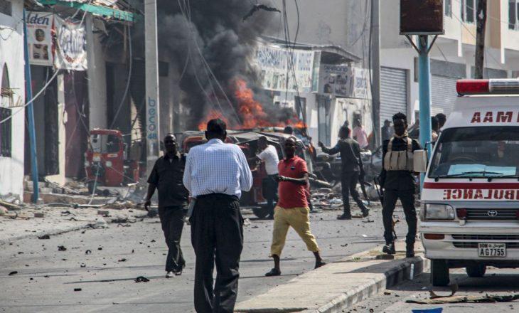 Të paktën 20 të vrarë nga shpërthimi vetëvrasës me bombë në Somali