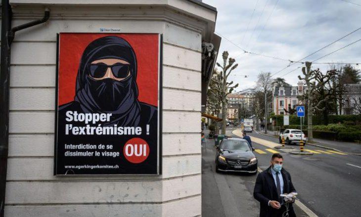 Ligji për ndalimin e mbulesës – si votuan zviceranët?