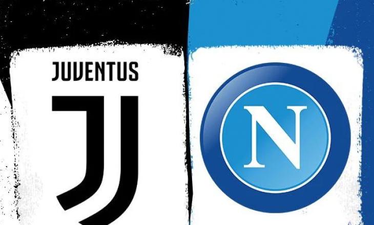 Zyrtare: Ndeshja Juventus & Napoli do të zhvillohet më 17 mars
