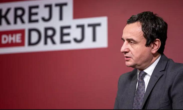 Reagojnë nga VV-ja: Kurti nuk merr pagë dy mijë e 700 euro