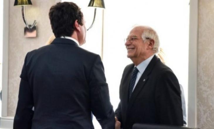 Borrell sonte në takim me liderët e Ballkanit Perëndimor, Kurti pritet të flet për këtë temë