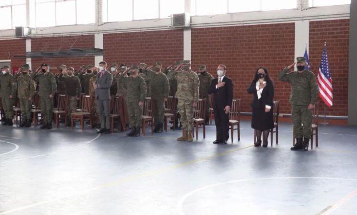 FSK nis misionin e parë paqeruajtës jashtë vendit