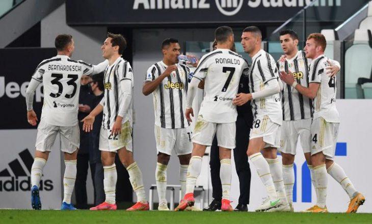 Juventus mposht Spezia-n në Torino