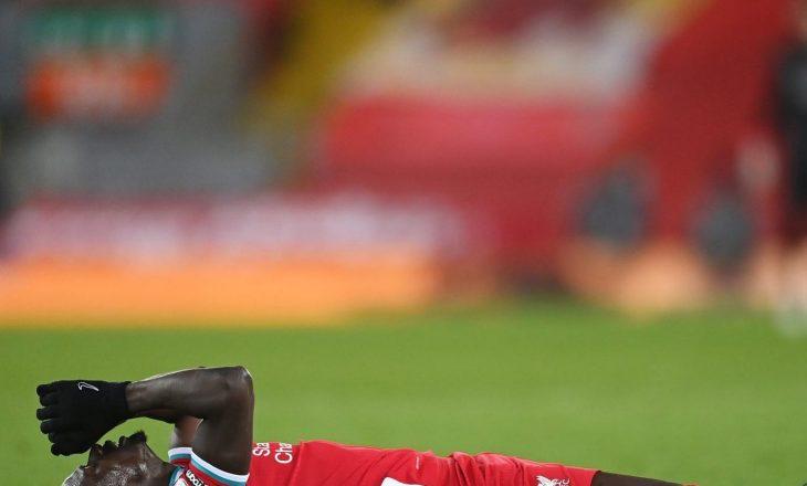 Rekord i zi: Liverpool pesë humbje rresht në Anfield