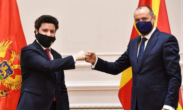 Abazoviq fton qytetarët e Maqedonisë së Veriut t'i kalojnë pushimet në Mal të Zi