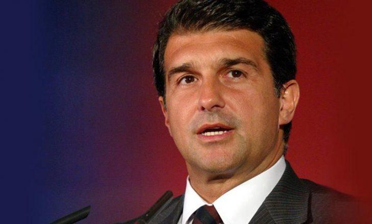 Laporta premton ta sjellë këtë lojtar në Camp Nou nëse fiton zgjedhjet
