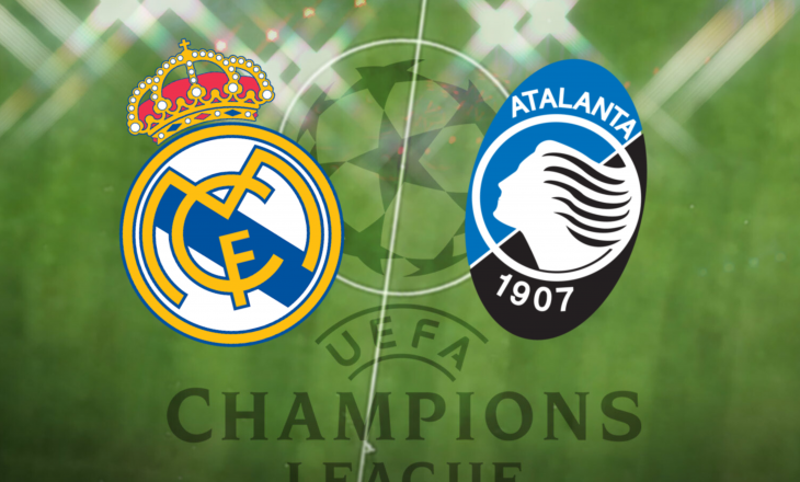 Real Madrid vs Atalanta – formacionet, Gjimshiti nga minuta e parë