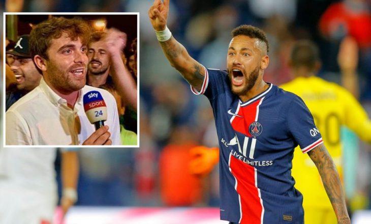 Romano konfirmon qëndrimin e Neymar te PSG-ja
