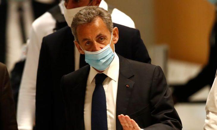 Ish-presidenti i Francës, Sarkozy dënohet me 3 vjet burgim – akuzohet për korrupsion