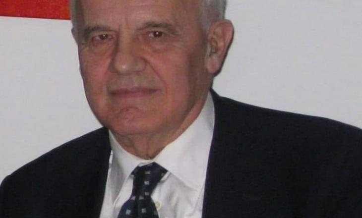Vdes ish-profesori universitar Kajtaz Fazlija