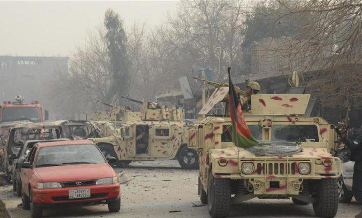 Afganët në shok pas vrasjes së punonjësve të medias