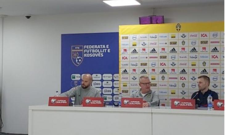 Anderson: Kosova ka ekip të mirë, duhet të jemi të kujdesshëm dhe të vëmendshëm