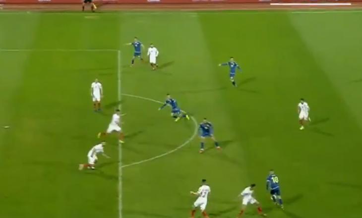 Tash dy vite më parë, Zeneli i shënonte Bullgarisë kujton UEFA