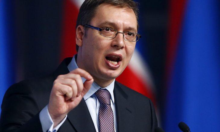 Vuçiq: E di që dialogu me Kosovën është kriter për integrim në BE