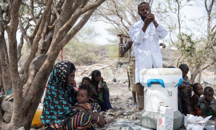 Etiopia fillon fushatën e vaksinimit me AstraZeneca kundër Coronavirusit