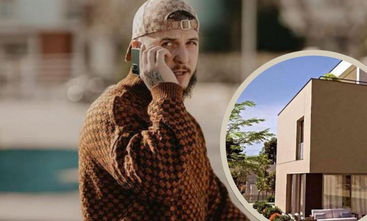 Tani banor i lagjes luksoze – brenda shtëpisë së re të Mozzik