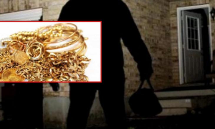 Vjedhje e rëndë në një argjendari të Ferizajt