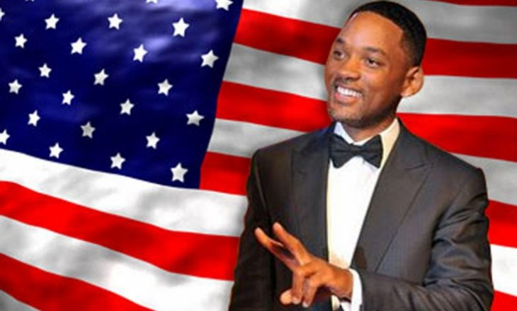 E paramendoni Will Smith-in si president? Sepse ai po