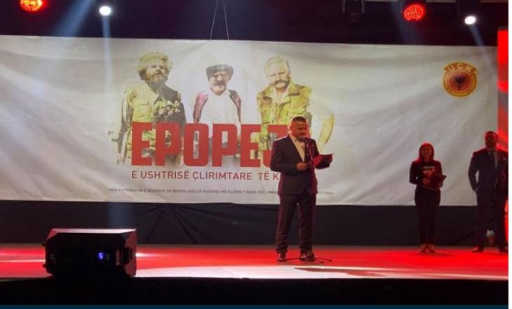 Bekim Jashari: Vetëm të bashkuar jetësojmë amanetin e dëshmorëve