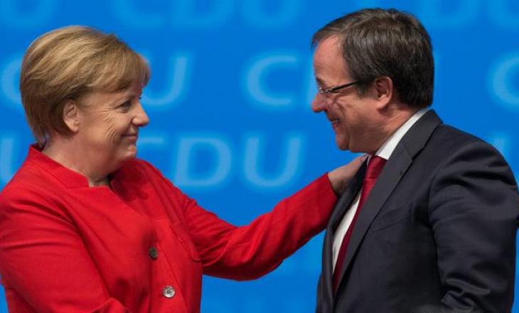 Laschet drejtë që të shpallet kandidat për kancelar nga CDU