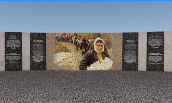 """BLLACA '99"""", më 10 prill inaugurohet """"Muri i Kujtesës"""" dhe parku """"Hasan Prishtina"""""""