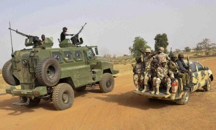 Vriten 300 rebelë nga Ushtria e Çadit pas përpjekjes për ndërhyrje në veri të vendit