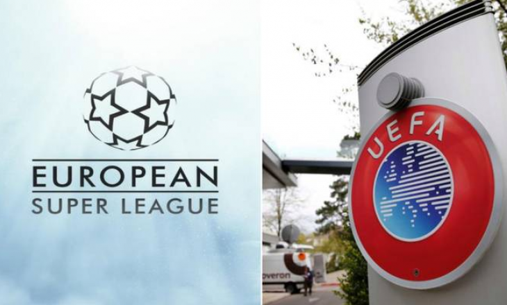 Presidenti i UEFA-së pasi u suspendua superliga e Evropës: Tash duhet të lëvizim përpara