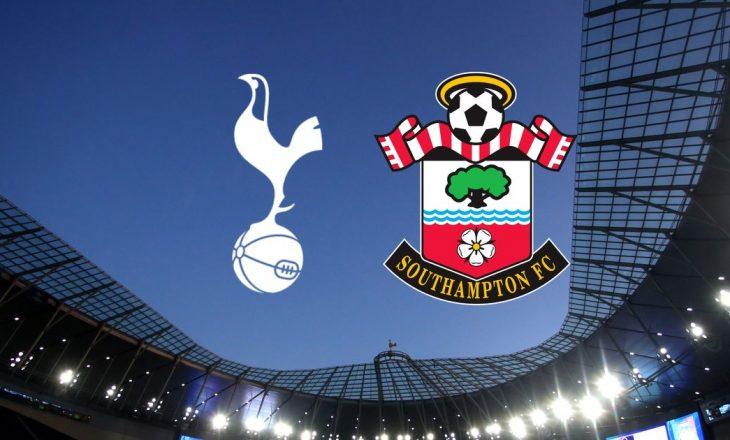 Tottenham me trajner të ri pret Southampton në shtëpi – formacionet