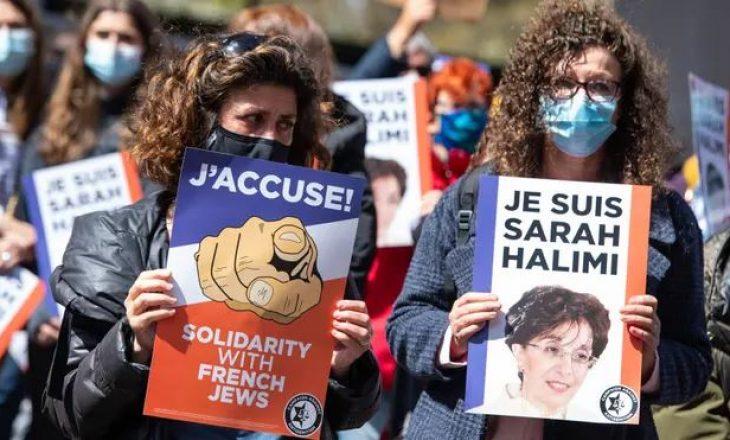 Protesta në Francë – burri që vrau një grua hebreje shmang gjykimin