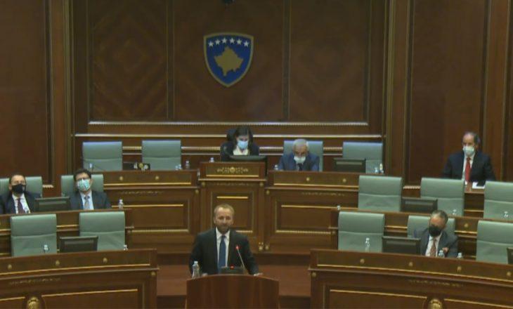 Tahiri thotë se Qeveria Kurti është përgjegjëse për vrasjen e Agon Musliut, reagon ashpër Kusari-Lila