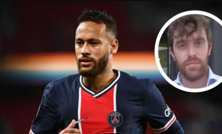 Romano: Neymar do të rinovojë kontratën me PSG-në edhe për pesë vite