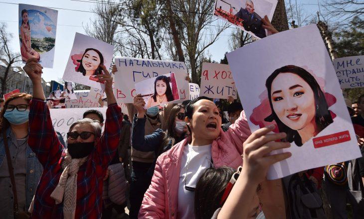 Vrasja e gruas në Kirgistan shkakton protesta për rrëmbimin e nuseve, një dukuri e përhapur në vend