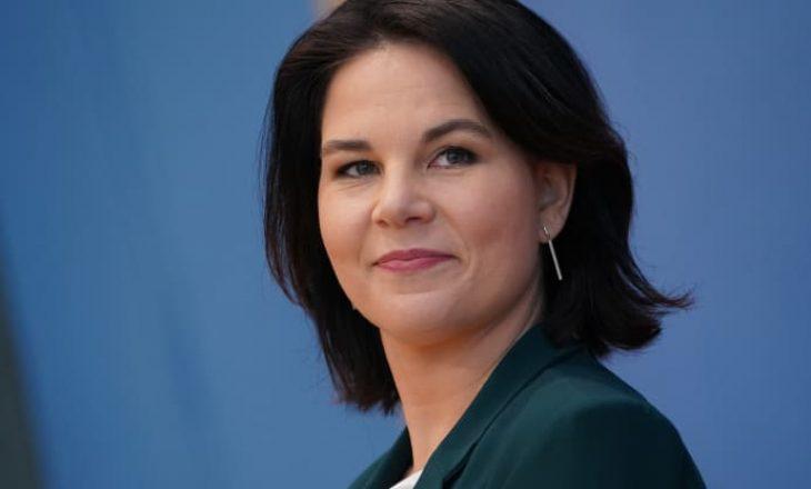 Partia e Gjelbër e Gjermanisë zgjedh një grua si kandidate për kancelare