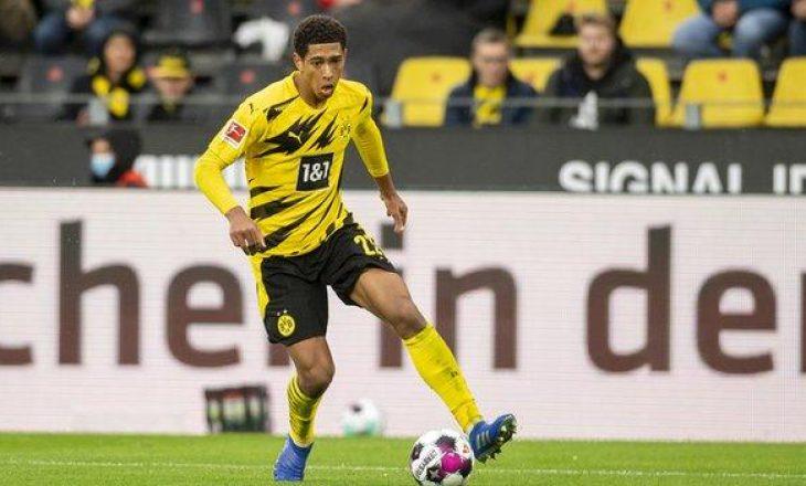 Dortmund shënon ndaj Cityt, momentalisht ekipi i Guardiolës jashtë Championsit