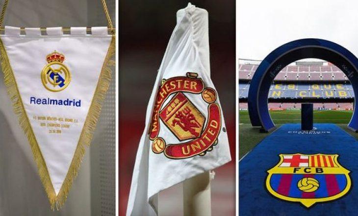"""Sipas """"Forbes"""", Barcelona konsiderohet klubi me vlerën më të madhe – lista e top 20 klubeve"""