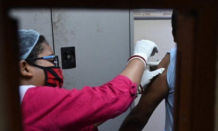 India nga 1 maji fillon vaksinimin e personave mbi moshën 18 vjeçare
