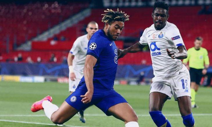Chelsea mposhtet nga Porto por arrin të kualifikohet në gjysmëfinale të Ligës së Kampionëve