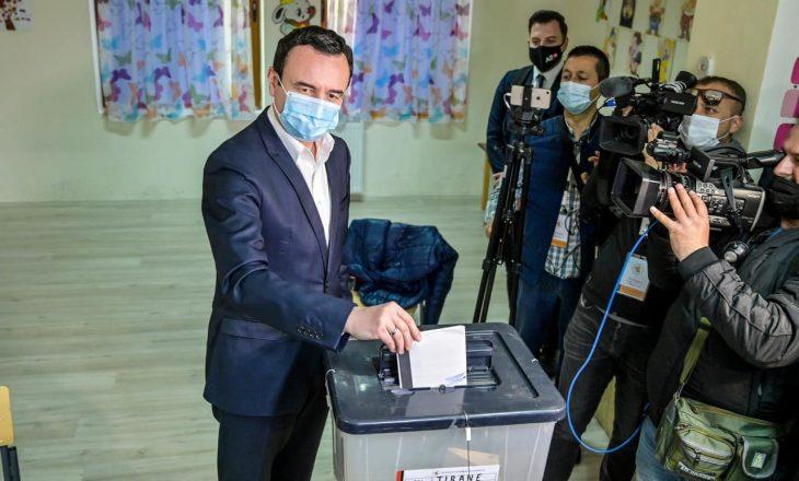 Kurti kthehet në Kosovë: Votimi – detyrë qytetare për ata që e duan demokracinë