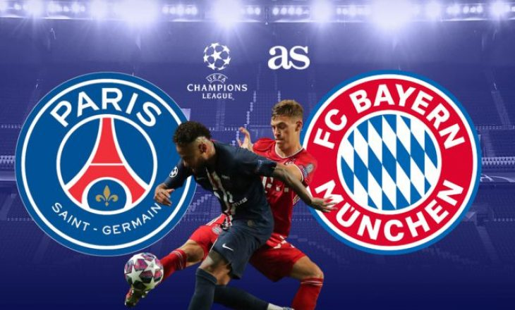 Formacionet zyrtare mes PSG dhe Bayern Munchen, gjermanët me disa mungesa