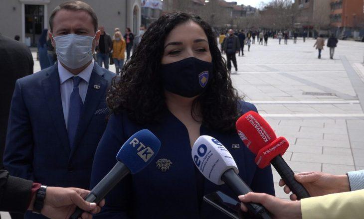 Osmani: Të pagjeturit të jenë prioritet i dialogut me Serbinë