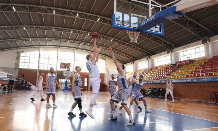 Përfundojnë garat e rregullta në Ligën e Parë në basketboll, caktohen gjysmëfinalistët