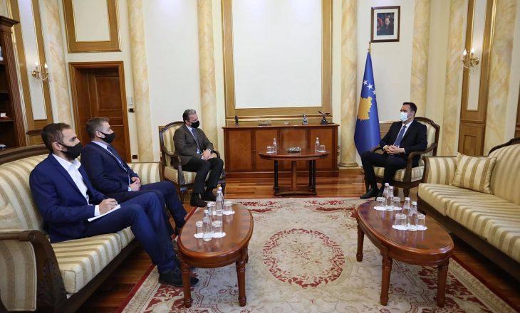 Konjufca takon Arifin, flasin për përfshirjen e Luginës së Preshevës në dialog