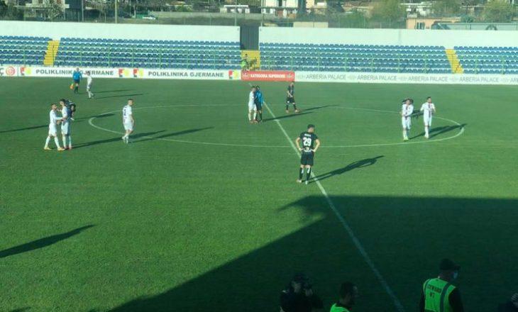 Kategoria Superiore: Derbi mes Laçit dhe Vllaznisë mbyllet pa gola – rezultatet