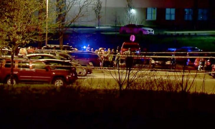 Tetë të vrarë në një sulm në Indianapolis të SHBA-ve