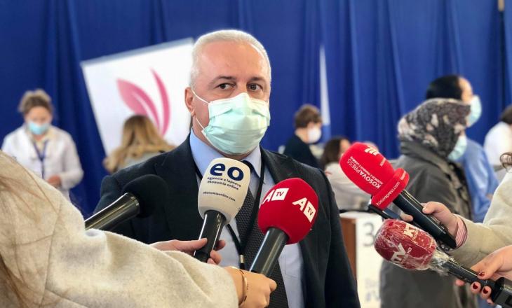 154 qytetarë me sëmundje kronike janë vaksinuar deri tani