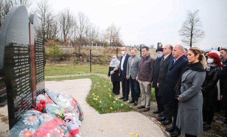 PDK: Masakrat na përkujtojnë se sa shtrenjtë i ka kushtuar liria Kosovës