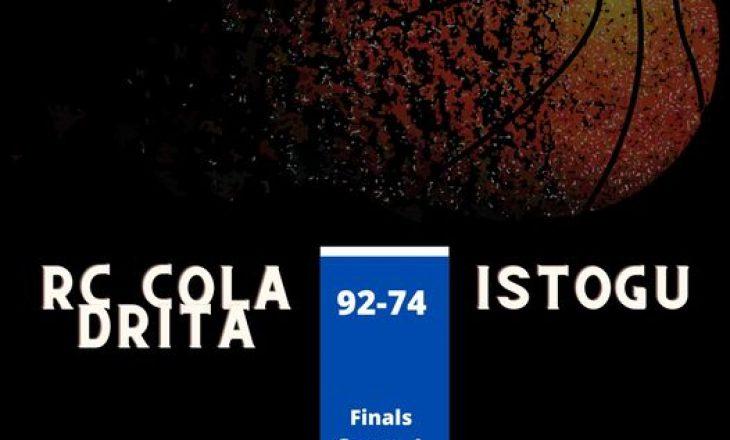 """RC Cola Drita mposht Istogun në ndeshjen e parë të """"play-off""""-it në Ligën e Parë"""