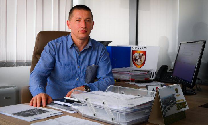 Bedri Maqastena emërohet drejtor i Inspeksionit në Podujevë