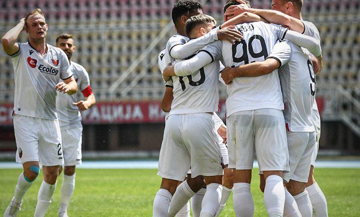 Shkëndija fiton, Struga dhe Shkupi ndajnë pikët, gjithashtu Renova barazon