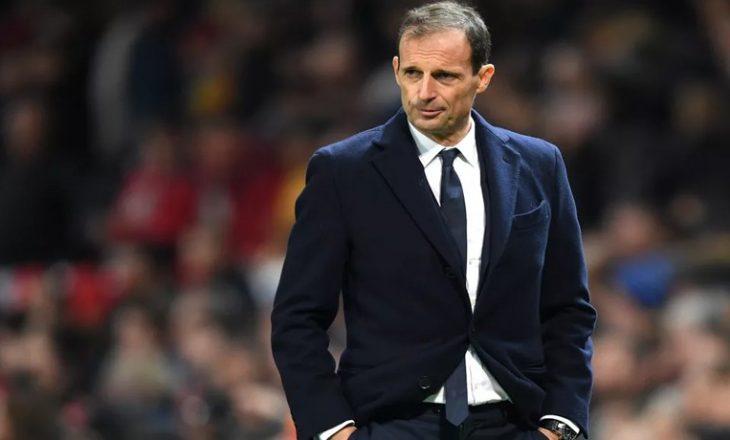 Perezi dëshiron Allegrin si zëvendësues të Zidane